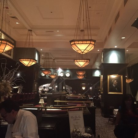 The capital grille chicago streeterville menu prices for Table 52 chicago tripadvisor