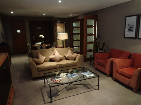 Old Course Hotel, Golf Resort & Spa: My Lovely Suite x