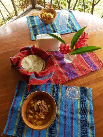 Santa Elena, Belize: Eden Valley Mayan Kitchen