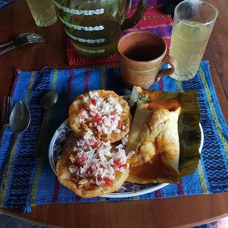 Santa Elena, Belize: Eden Valley Mayan Kitchen