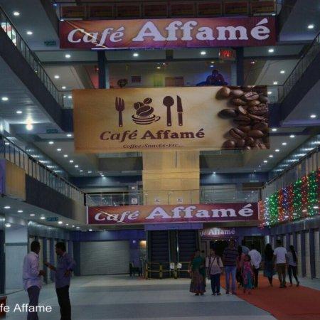 Nadiad, Индия: Affame Restaurant & Cafe