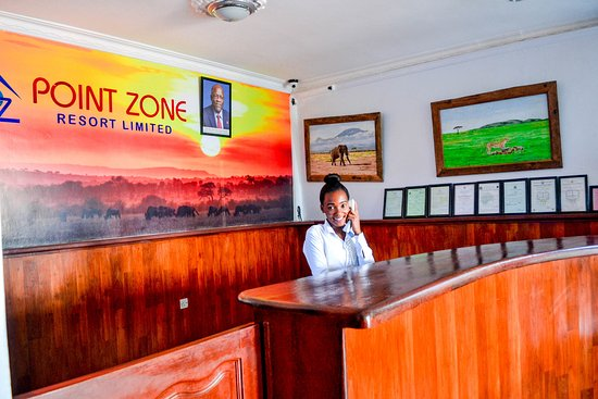 Point Zone Resort : perfect reception