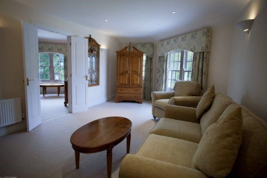 Mithian, UK: The Rose Suite Lounge