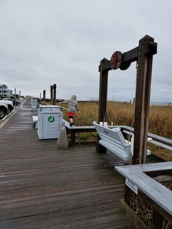 Kure Beach, Carolina del Norte: 20171208_113332_large.jpg