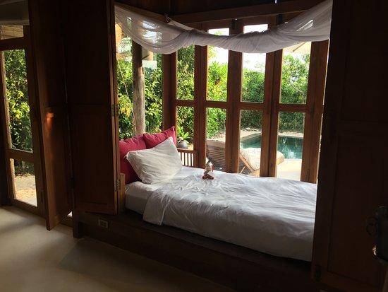 Six Senses Ninh Van Bay: Kinderzusatzbett in der Villa