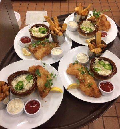 M Supper Club: Friday Fish Fry