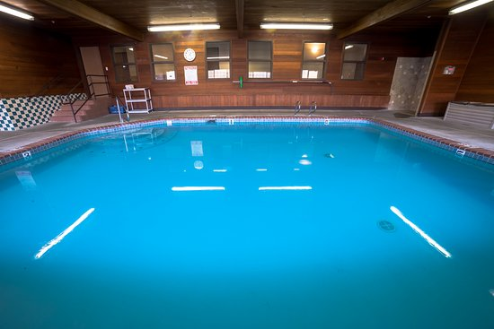 Enterprise, Oregón: Indoor Pool