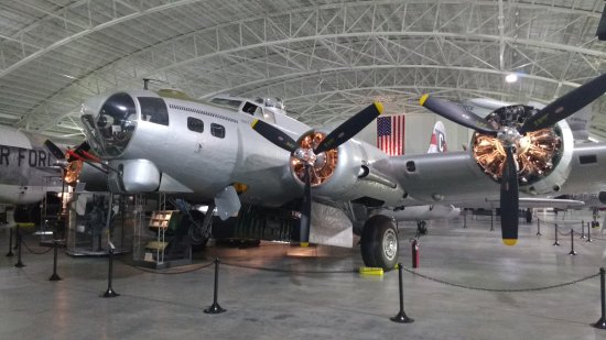 Ashland, NE: B-17 in great condition