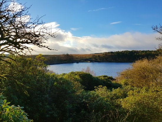 Halifax, UK: Ogden Water Country Park & Nature Reserve