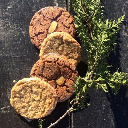 Port Severn, Kanada: Real baking - all natural ingredients