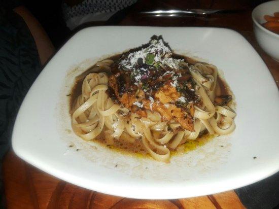 Leesburg, FL: Chicken marsala.