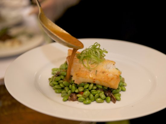Tenafly, NJ: Plated dinner service