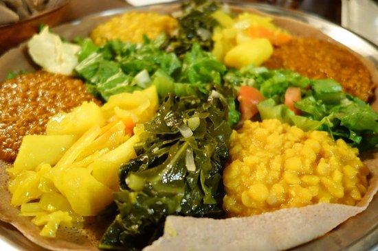 Lemat Ethiopian Restaurant Cafe Berkeley Ca