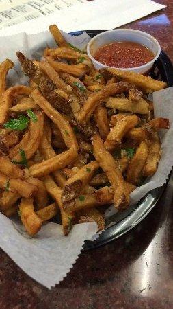 Cranston, RI: Garlic French Fries