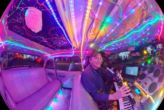 The Ultimate Taxi: A magical, musical mystery ride you'll never forget!