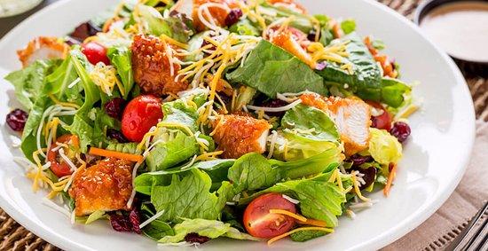 Meridian, ID: Most popular salad-Sticky Finger Salad