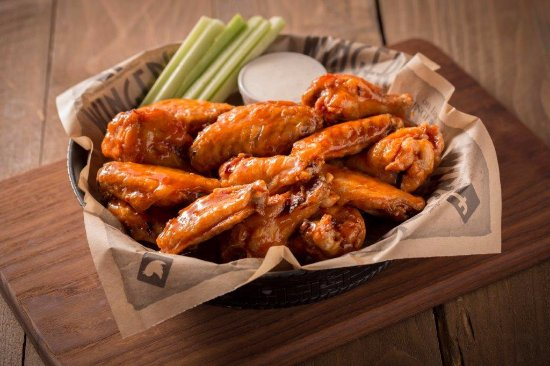 Meridian, ID: USA Today named Wingers wings top 10!