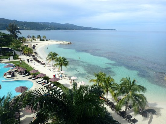 Secrets Wild Orchid Montego Bay: View from our room