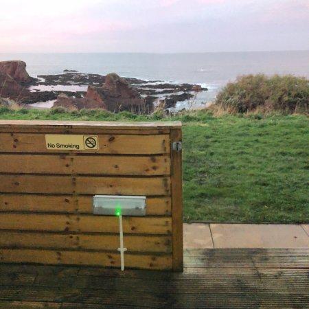 Dunbar, UK: Views to die for!