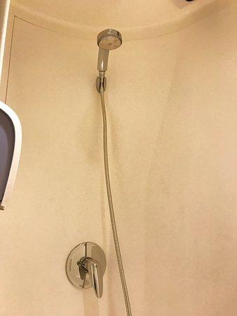 Diegem, Bélgica: Shower