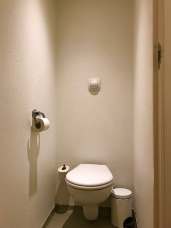 Diegem, Bélgica: Toilet