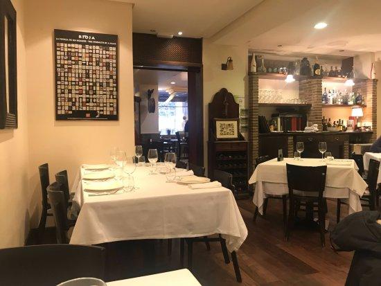 Comedor Restaurante - Picture of La Cepa, Soria - TripAdvisor