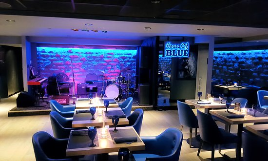Blue Martini Jazz Cafe Reviews