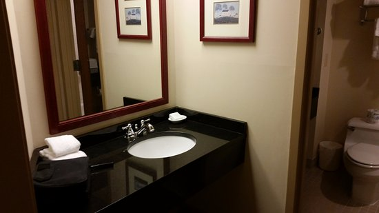 Williamsburg Lodge, Autograph Collection: 2nd sink