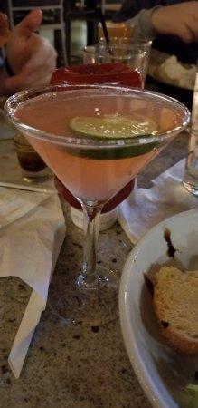 Tustin, Californien: Double Melon Martini