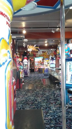 Long Beach, Waszyngton: Its going to be beautiful this weekend! Make it even better with a visit to Funland! Open 10-10.