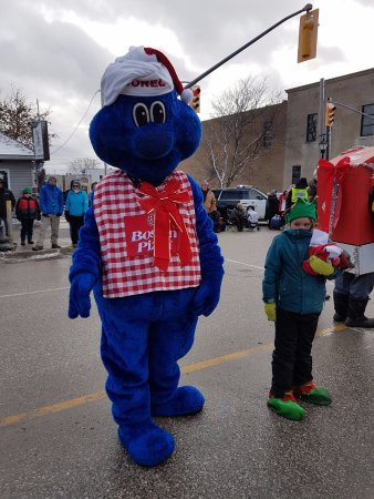 Orillia, Canada: Santa Claus Parade 2017