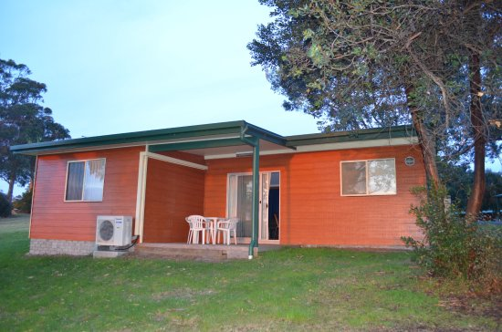 Queechy Cottages: Exterior view of cottage