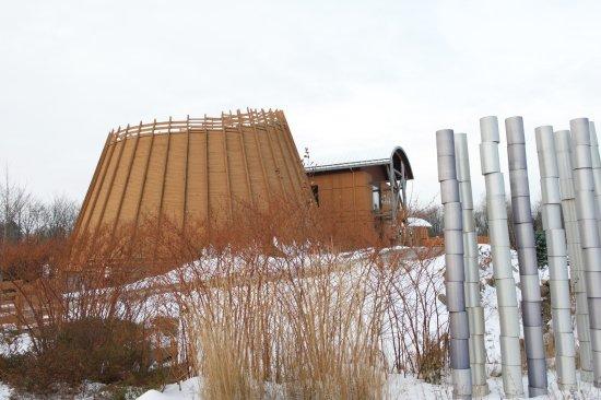 Wendake, Canadá: Hotel musée