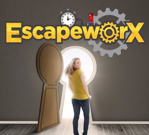 Kitchener, Kanada: Bingemans EscapeworX located conveniently within FunworX at 425 Bingemans Centre Drive, Kitchene