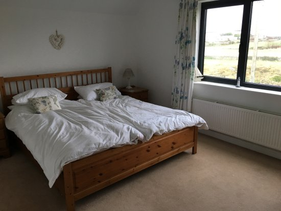 Trearddur Bay, UK: Upstairs bedroom 4