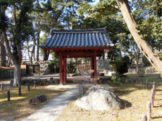 Tsu, Japón: 入徳門