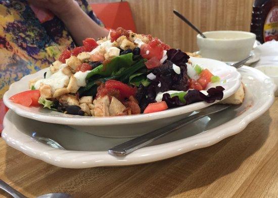 Ferndale, MI: Southwest chicken salad