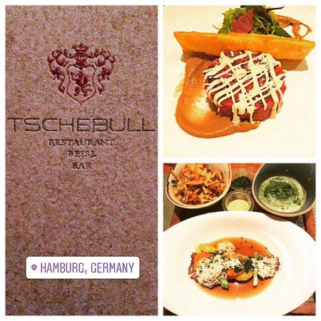 Besuch Vom 10072017 Wiener Schnitzel Menü Hamburger Schlemmer