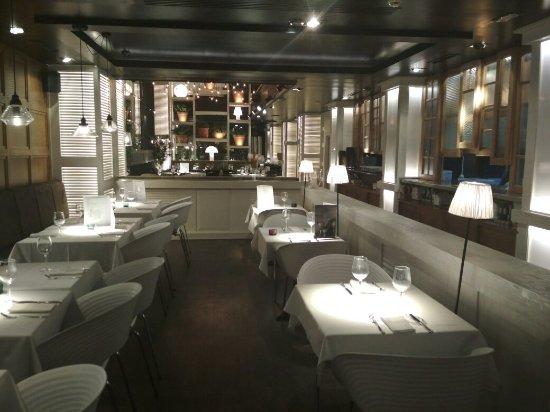 Casa carmen restaurante paseo de gracia picture of - Casa gracia restaurante barcelona ...