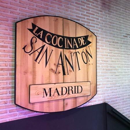 La cocina de san ant n madrid chueca restaurant avis num ro de t l phone photos - La cocina de san anton madrid ...