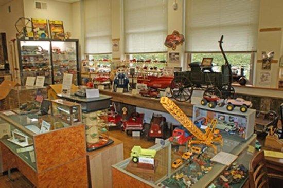 Down Memory LaneToy Museum