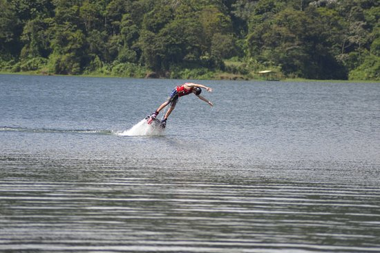 Playa Grande, Costa Rica: Flyboard