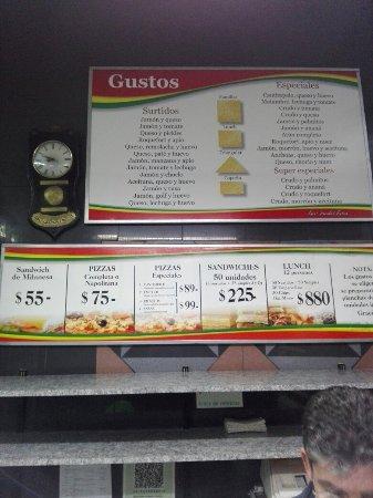 Los Sandwicheros