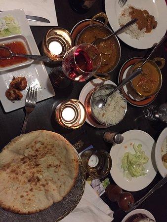 Gävle, Sverige: ужин