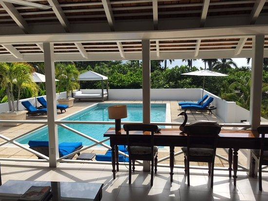 Hopewell, Jamajka: Reverse angle Cottage 6