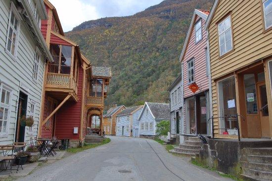 Old town of Lærdal