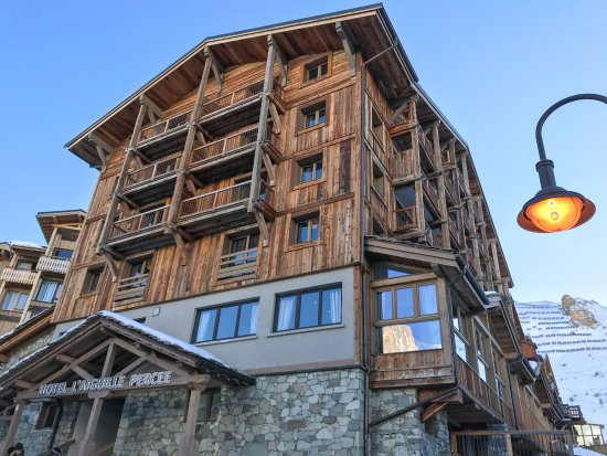 Hotel Gentiana Tignes Review