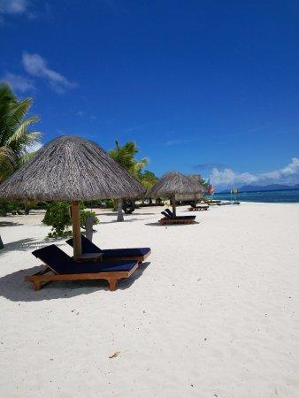 Νήσοι Yasawa, Φίτζι: Palapas