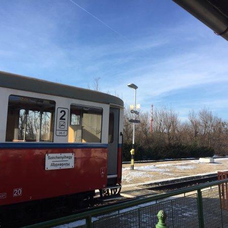 Children's Railway, Budapest: photo3.jpg