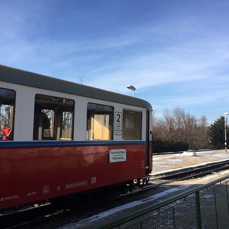 Children's Railway, Budapest: photo4.jpg